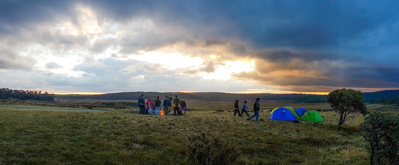 Asquith Girls Bronze Practice Hike 2020