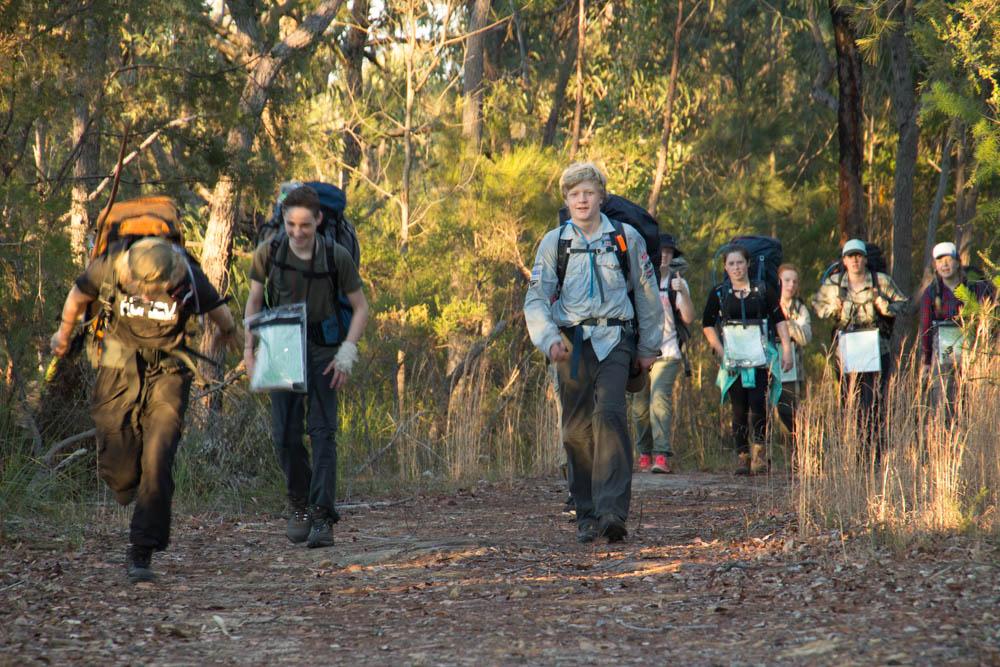 NSW Open Bronze Prac/Qual Hike July 5-6